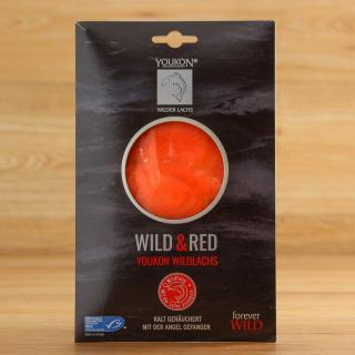 Alaska Wildlachs Wild & Red