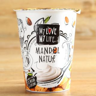 Mandelmilch Joghurt 400 g