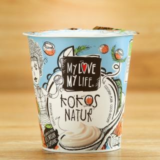 Kokosmilch Joghurt 125 g