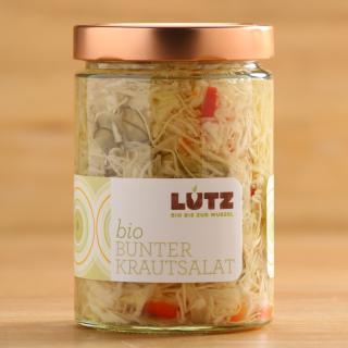 Bunter Krautsalat