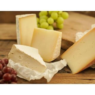 2 Käse Schaf/Ziege