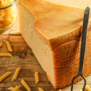 Parmesan Reggiano DOP 32 %